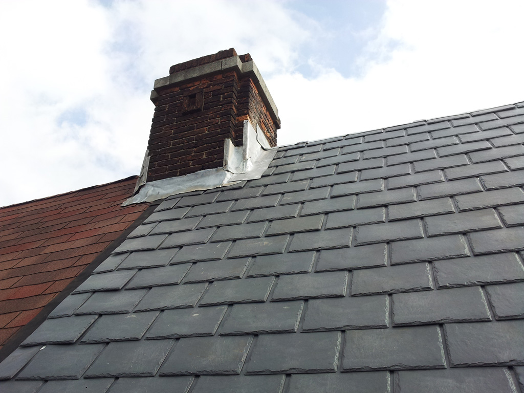 Leien dak voor strakke en duurzame dakbedekking